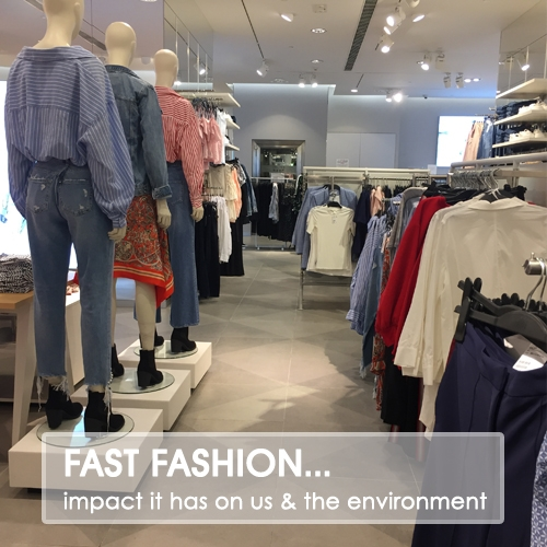 Fast Fashion Harms Us Faster