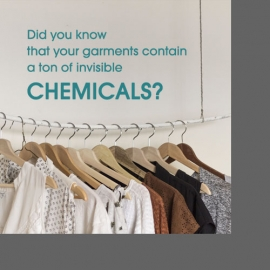 The harsh reality of chemicals in garments